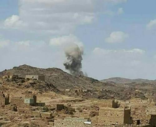 مصرع قيادي حوثي بارز وأسر آخرين في عملية تحرير جبال مسعودة بالبيضاء