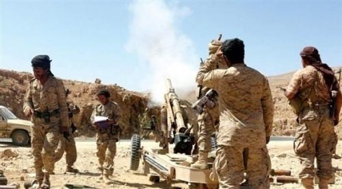 الجيش الوطني يحكم سيطرته على جبال استراتيجية شرق صنعاء