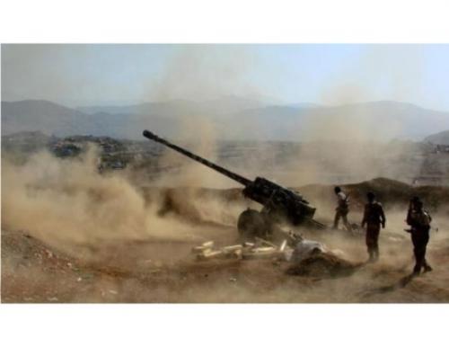 الجيش اليمني على مرمى حجر من معقل الحوثي