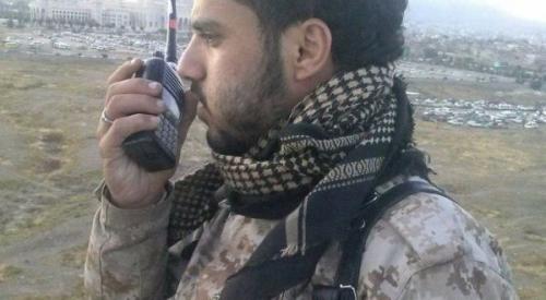 مقتل لاعب نادي شعب صنعاء عبدالجبار الإدريسي اثناء انخراطة مع المليشيات الحوثية في جبهة حيس
