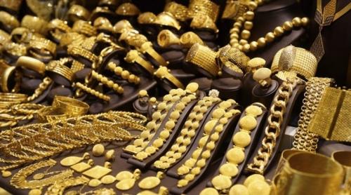 أسعار الذهب في الأسواق اليمنية بحسب البيانات الصادرة صباح اليوم الأحد 8 إبريل 2018
