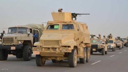 سيناء.. الجيش يقتل ويعتقل إرهابيين