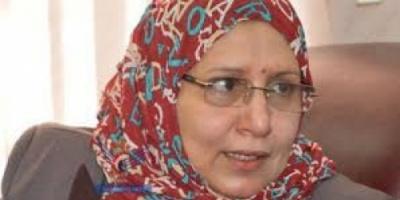 «رئيسة» مكافحة الفساد تغادر «صنعاء» وتطالب بإنقاذ ما تبقى من «الهيئة»