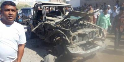 مجهولون يستهدفون طقما عسكريا في منصورة عدن