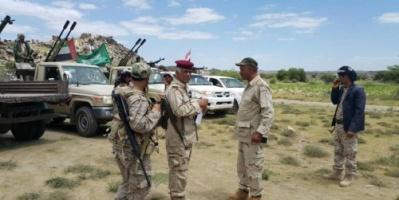 انتصارات ساحقة للجيش ووقوع عشرات القتلى والأسرى من مليشيا الحوثي في البيضاء