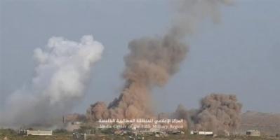 20 قتيل وجريح و4 أسرى في عملية نوعية للجيش الوطني بميدي .. صور