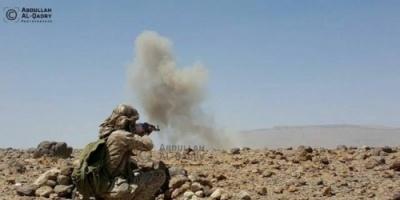 مقتل 4 من أفراد الجيش الوطني وعدد من المليشيات خلال معارك عنيفة بصرواح مأرب