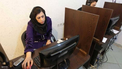 """""""هاكرز"""" يخترقون آلاف الأجهزة في إيران"""