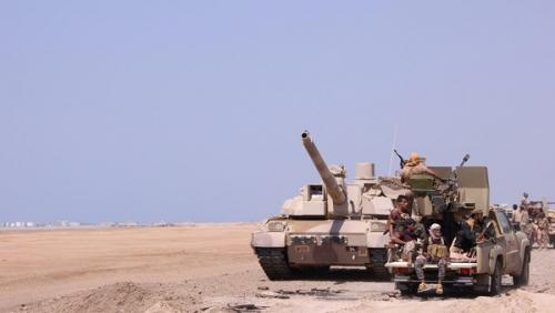 تحرير جبال استراتيجية شرق صنعاء