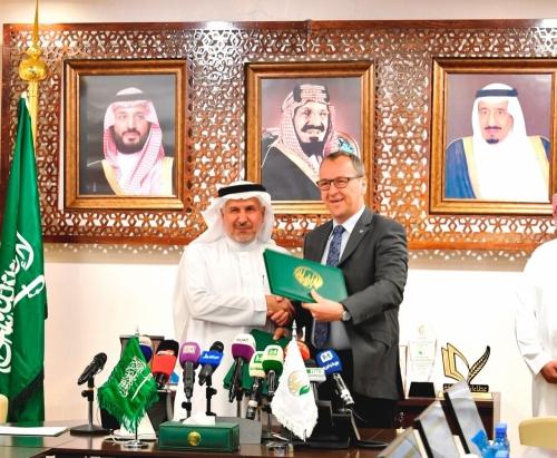 مركز الملك سلمان يوقع مشروعين لمكافحة الكوليرا باليمن بقيمة 36 مليون دولار