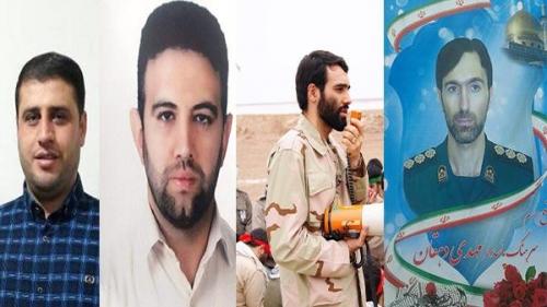 إيران تعترف بمقتل 4 عناصر من الحرس الثوري بغارات سوريا