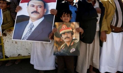 العرب اللندنية : هاجس علي عبدالله صالح يلاحق الحوثيين ويدفعهم إلى محاكمة أسرته