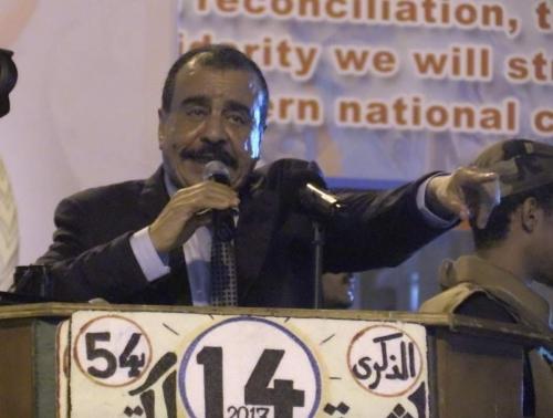 رئيس الجمعية الوطنية للانتقالي الجنوبي يدين محاولة اغتيال المقدم التميمي