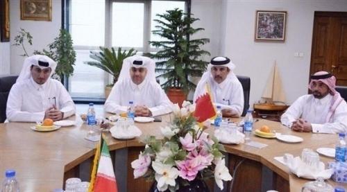 مسؤول قطري: التعاون بين الدوحة وطهران استراتيجي وطويل الأمد