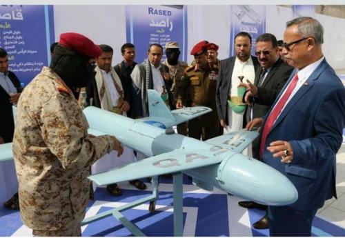ميليشيا الحوثي تزعم أنها استهدفت منشأة لأرامكو السعودية بطائرة دون طيار