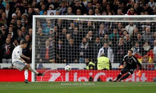 بالصور.. ريال مدريد يقضي على آمال اليوفي في دوري الأبطال