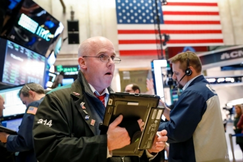 توترات سوريا تهبط بالأسهم العالمية