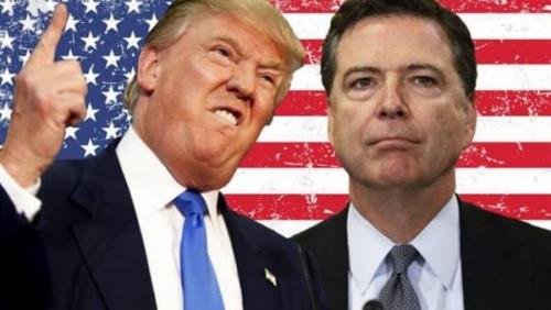 """فى مقابلة تليفزيونية ينتظرها الشعب الأمريكي.. رئيس """"FBI"""" السابق : ترامب زعيم عصابة"""
