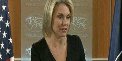 الخارجية الأمريكية تدين الهجوم الحوثي الصاروخي على الرياض