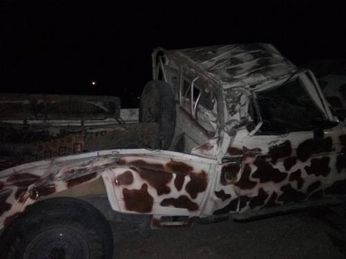 وفاة ثلاثة من جنود النخبة الشبوانية في حادث مروري باحور