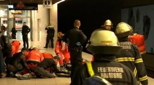 العثور على جثة امرأة مقطعة الأوصال غرب ألمانيا