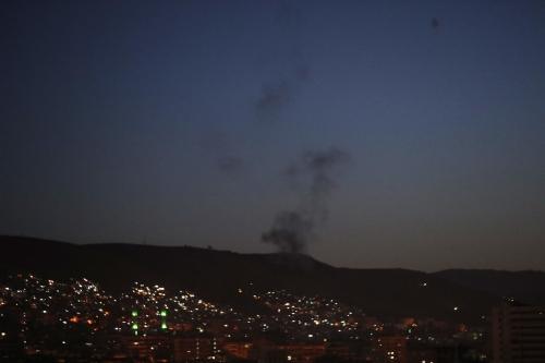 موسكو: ضربات سوريا إهانة لبوتين ولها عواقبها