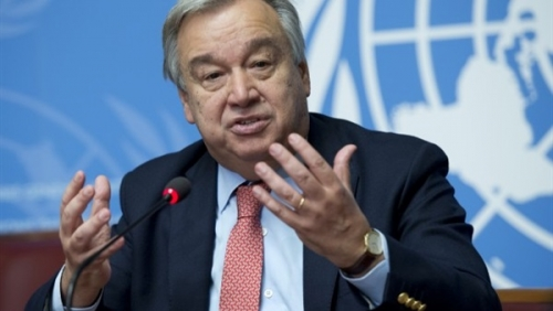 الأمم المتحدة تدعو لضبط النفس بعد قصف سوريا