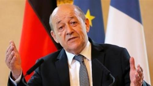 وزير خارجية فرنسا: العملية العسكرية في سوريا مشروعة ومحددة الأهداف ولم تستهدف حلفاء دمشق
