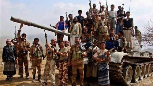 قوات الشرعية تستعيد السيطرة على مناطق جديدة شرق صعدة