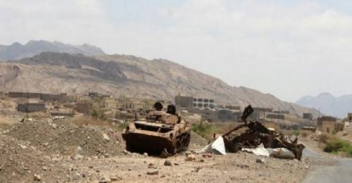 الجيش الوطني والمقاومة الجنوبية يسيطران على مواقع جديدة في الراهدة جنوبي تعز