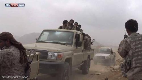 قوات الشرعية تقترب من مسقط رأس عبدالملك الحوثي في صعدة