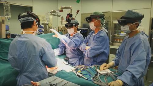تقنيات الواقع الافتراضي تصل طب التوليد!
