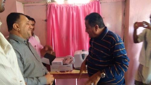 منظمة حق للدفاع عن الحقوق والحريات  تدشن العيادة الطبية المجانية للكشف المبكر عن السرطان
