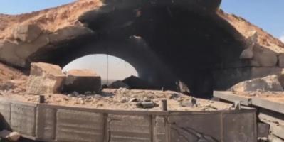 هجوم صاروخي على حمص .. والبنتاغون ينفي مسؤوليته