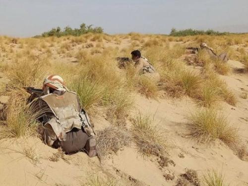 مقتل 17 حوثياً بينهم قيادي في معارك بالجوف