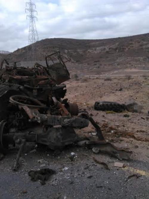 المقاومة والحـزام الأمني يحبطان هجوما حوثيا واسعا شمال كرش