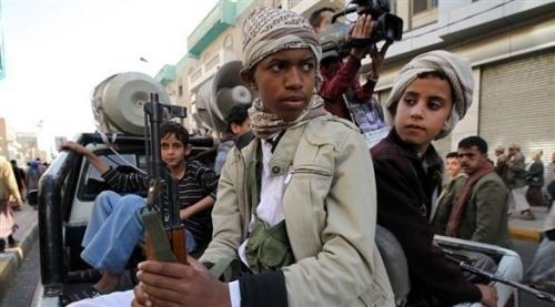 ميليشيا الحوثي جندت قرابة 12 ألف طفل يمني للقتال في صفوفها