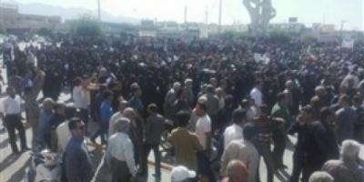 مسؤول إيراني يحذر من عودة الاحتجاجات الشعبية