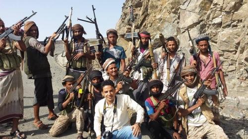 مقاومة جبهة ثره بأبين تفشل محاولة استحداث مواقع جديده للمليشيات
