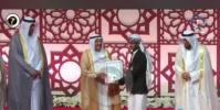 وزير الأوقاف يبعث برقية تهنئة للشيخ العوسجي بمناسبة حصولة على المركز الرابع في مسابقة الكويت الدولية