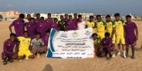 كلية القانون بجامعة حضرموت تنظم دوري الفقيد أبوبكر باصالح لكرة القدم