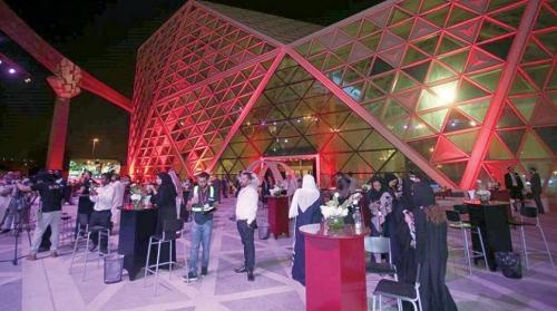 حضور عالمي لأول عرض سينما في السعودية