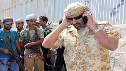 رئيس المجلس الانتقالي اللواء عيدروس الزبيدي يعود إلى العاصمة عدن