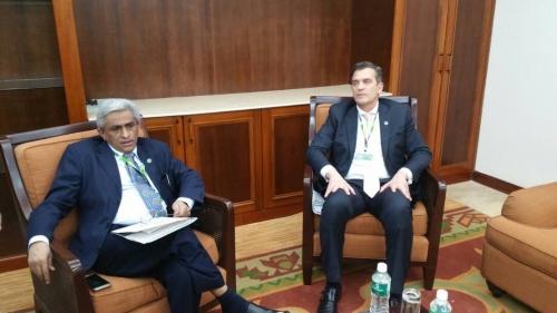اليمن يشارك في اجتماعات صندوق المناخ الاخضر في فيتنام