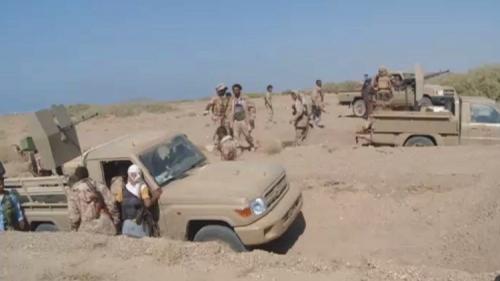 معارك عنيفة شرقي معسكر خالد بن الوليد بالساحل الغربي