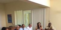 السفير اليمني في كوبا وامريكا اللاتينية يبذل جهود كبيرة لحل قضايا اليمنيين في بلد الاغتراب