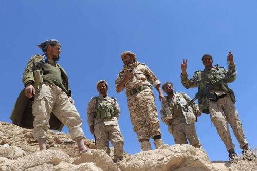 تقدم ميداني كبير للجيش اليمني في لحج وتعز