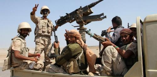 """اشتعال معظم جبهات القتال .. والحوثيون يتعرضون لخسائر """"فادحة"""""""