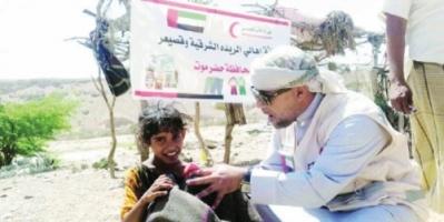 دولة الإمارات تسعى لتنمية اليمن ولو كره المرجفون والعملاء