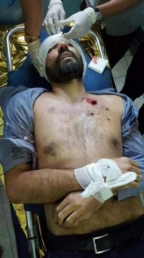 """مسلحون مجهولون يغتالون موظف بالصليب الأحمر """" لبناني الجنسية """" بتعز"""